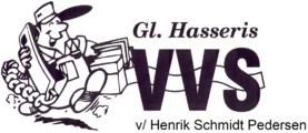 Gl. Hasseris VVS Logo